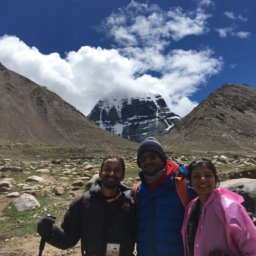 Kailash — Dissolving Yourself!