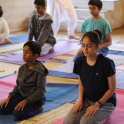 Gem of a Girl – Isha Hatha Yoga Kids